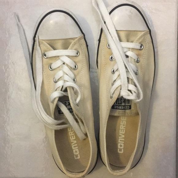 f35e291eea7d Converse Shoes - Converse   All Star   Beige   Dainty Ox   7